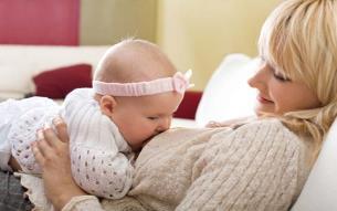 زخم سینه در دوران شیردهی