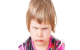 راه های کنترل خشم در کودکان
